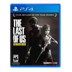 Juego The Last of Us Remastered i450