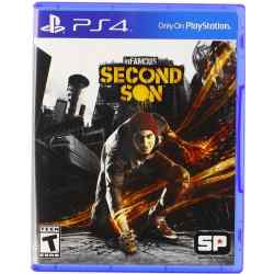 Juego InFamous: Second Son i450