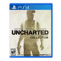 Juego Uncharted: The Nathan Drake Collection i450