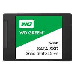 Disco Sólido WD Green 240 GB SATA 3