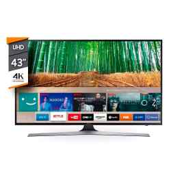 Smart TV Samsung 43p Led UHD 4K MU6100 i450