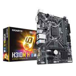 Mother Gigabyte H310M H S. 1151 i450