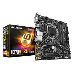 Mother Gigabyte H370M DS3H S. 1151 i450