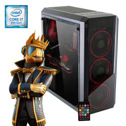 PC Gamer Armada Intel I7 9700 16Gb 1Tb i450