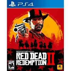Juego Red Dead Redemption 2 para PS4