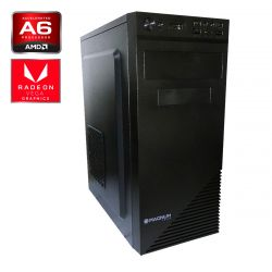 PC ARMADA OFICINA AMD Apu A6 7480 4GB 1TB i450