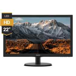 Monitor Philips 22p LED Full HD 223V i450