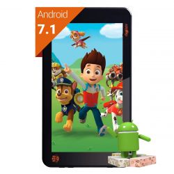 Tablet Paw Patrol Level-Up 7p 8 GB i450