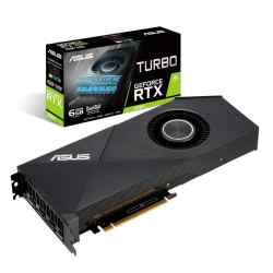Placa de video Asus Turbo RTX 2060 6 GB
