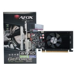 Placa de video Afox GT 710 LP 2 GB DDR3