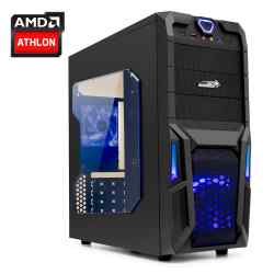 PC Gamer Armada AMD Athlon 240GE 16Gb M.2 128Gb GTX 1030 2GB i450