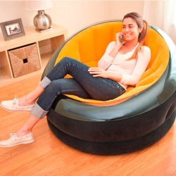 Sillón inflable Intex Empire Naranja 22793/5 i450