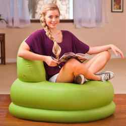 Sillón Inflable Intex Mode Verde 22795/3 i450