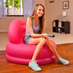 Sillón Inflable Intex Mode Magenta 22795/3 i450