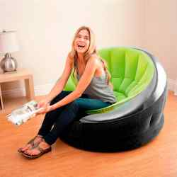 Sillón inflable Intex Empire Verde 22793/5 i450