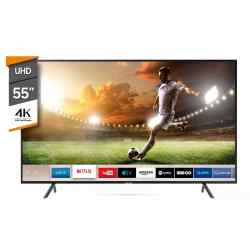 Smart TV Samsung 55p LED Ultra HD 4K 55NU7100 i450