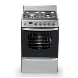 Cocina a Gas Longvie 56 cm Inoxidable 21501G i450
