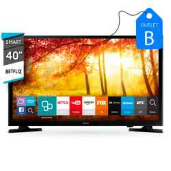Outlet B - Smart TV Samsung 40p LED Full HD 40J5200 i450