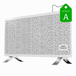 Outlet A - Vitroconvector Eléctrico Peabody Blanco PE-VC20B i450