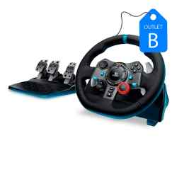 Outlet B - Volante Logitech G29 Racing PC/PS3/PS4 i450