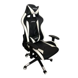 Silla Gamer COOLBRAND Matrix Blanco i450