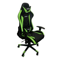 Silla Gamer Coolbrand Matrix Verde i450