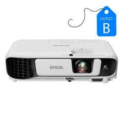 Outlet B - Proyector Epson Power Lite X41+ WiFi i450