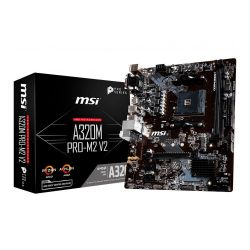 Mother MSI A320M Pro-M2 S. AM4 V2 i450