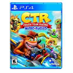 Juego Crash TR Nitro Fueled i450
