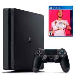PS4 Slim 1 TB + FIFA 20 Standard Edition i450