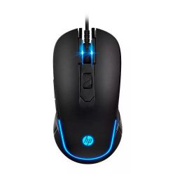 Mouse HP Gamer Black M200 i450