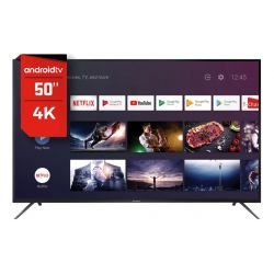 Smart TV Hitachi 50p LED Ultra HD 4K CDH-LE504KSMART20 i450