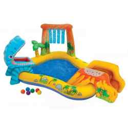 PlayCenter Inflable Intex Dinosaurio 249x191x109 cm 23257/5 i1