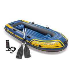 Bote Inflable Challenger 3 Set 23829/6 i1
