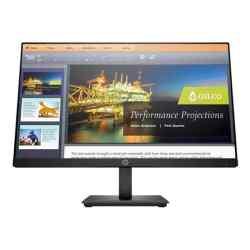MONITOR LED HP P224 FULL HD 1080 HDMI 22 PULGADAS