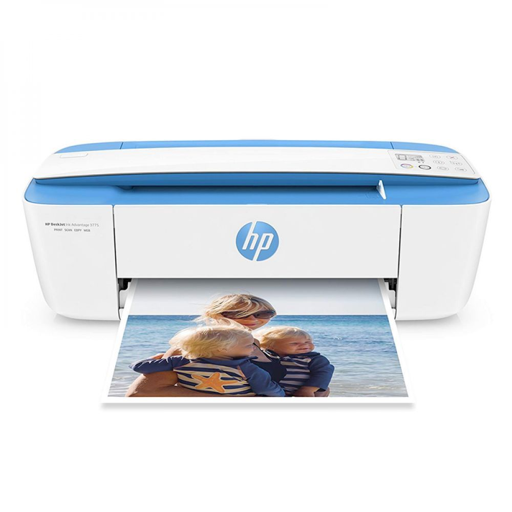 Multifunción HP Mini Deskjet 3775 WiFi img 1