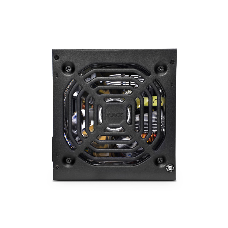 Fuente LNZ 650W LED Red Fan SX650-FSRL img 3