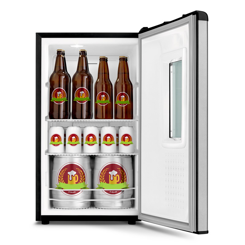 Cervecera Whirlpool Beer Cooler 82 Lts Titanium WBC82TY img 5