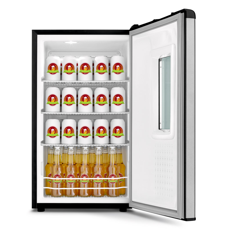 Cervecera Whirlpool Beer Cooler 82 Lts Titanium WBC82TY img 6