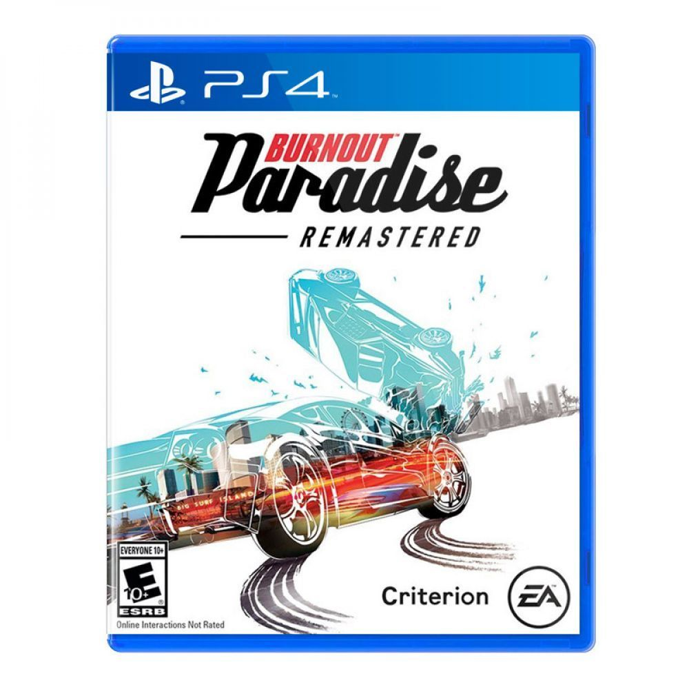 Juego Burnout Paradise: Remastered img 1