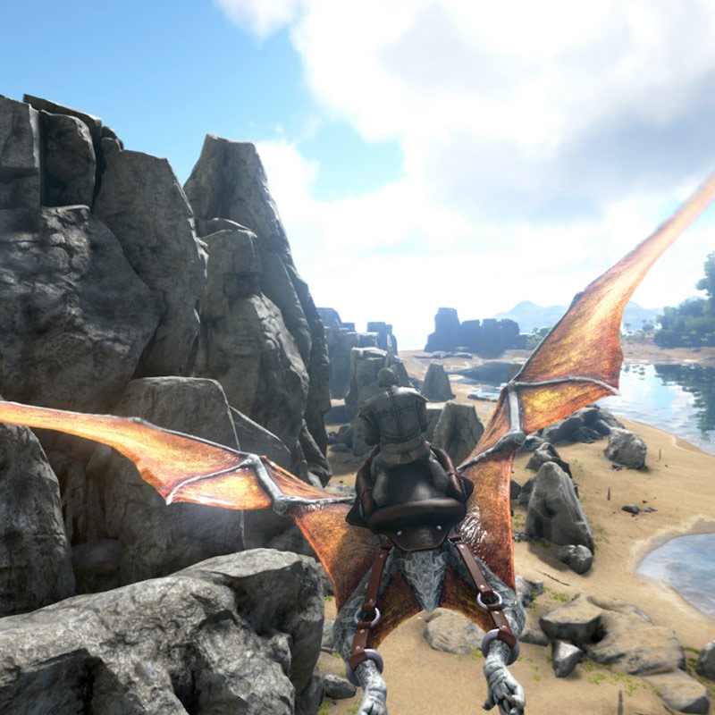 Juego Ark: Survival Evolved img 2