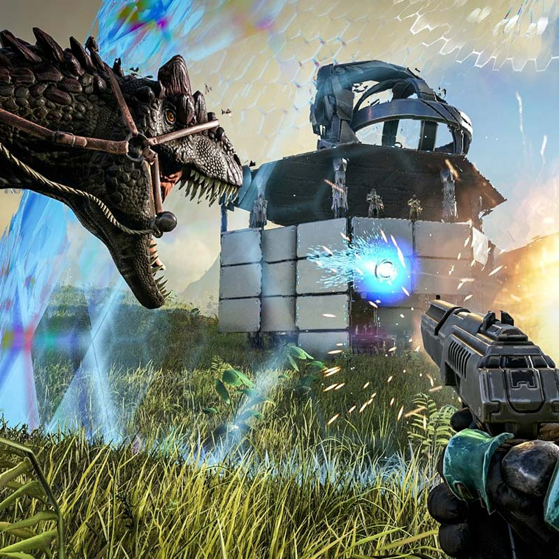 Juego Ark: Survival Evolved img 3
