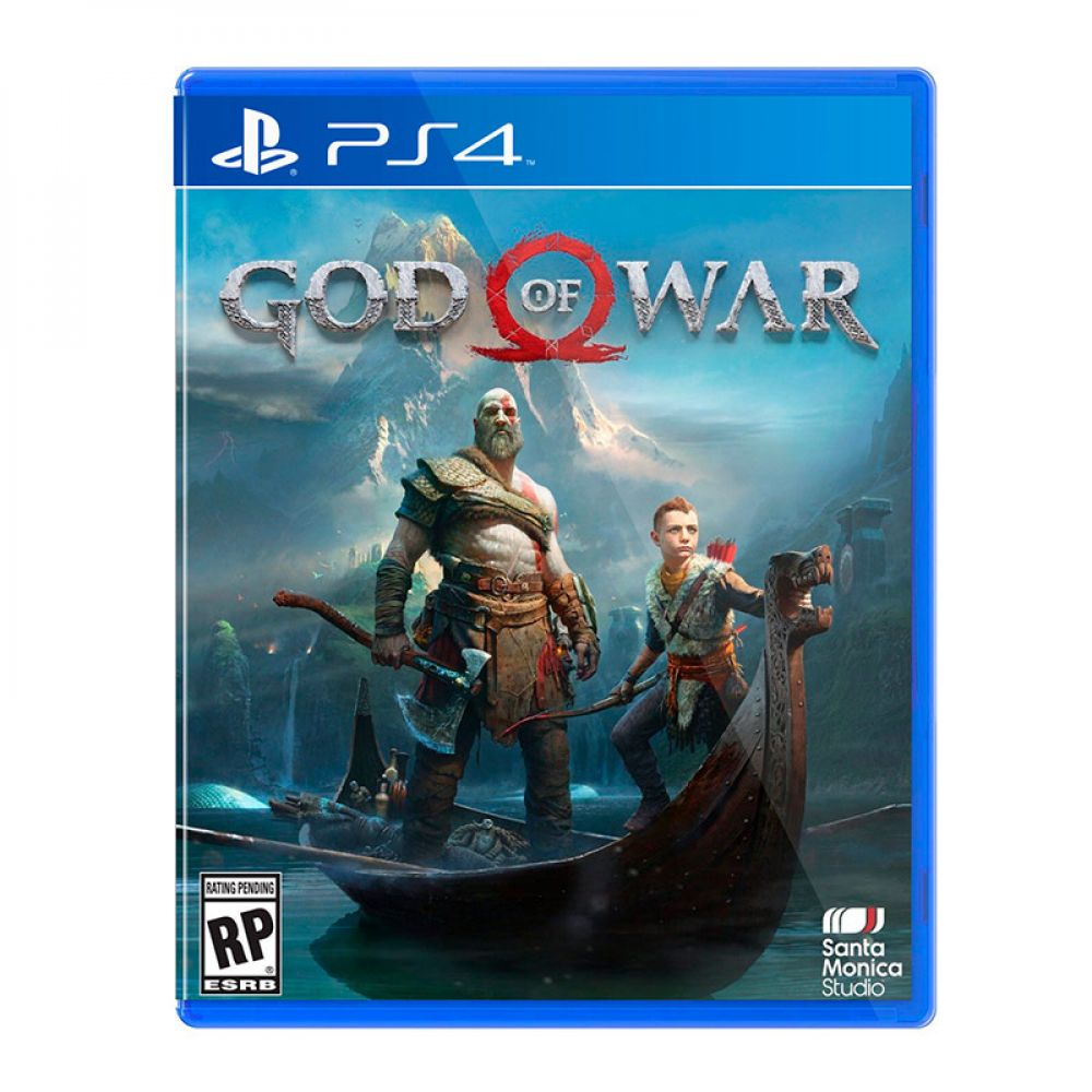 Juego God of War 4 img 1