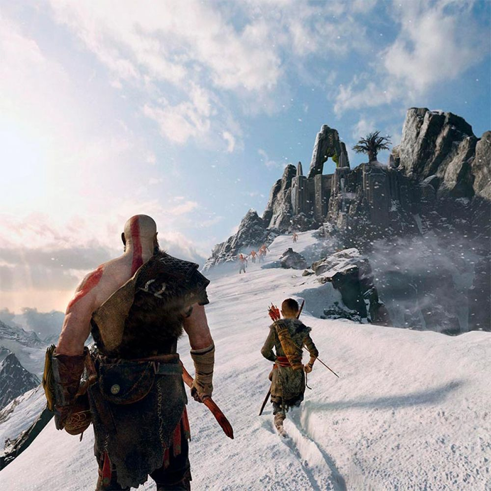 Juego God of War 4 img 2