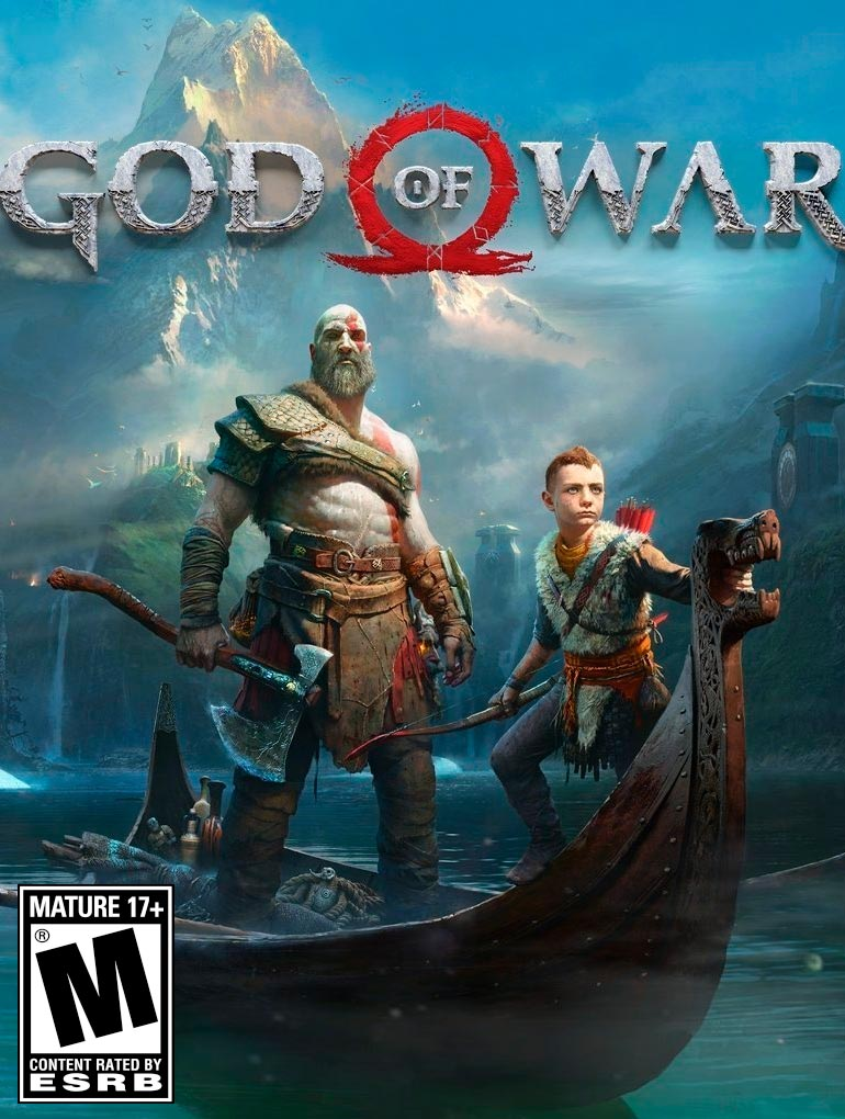 Juego God of War 4 i3