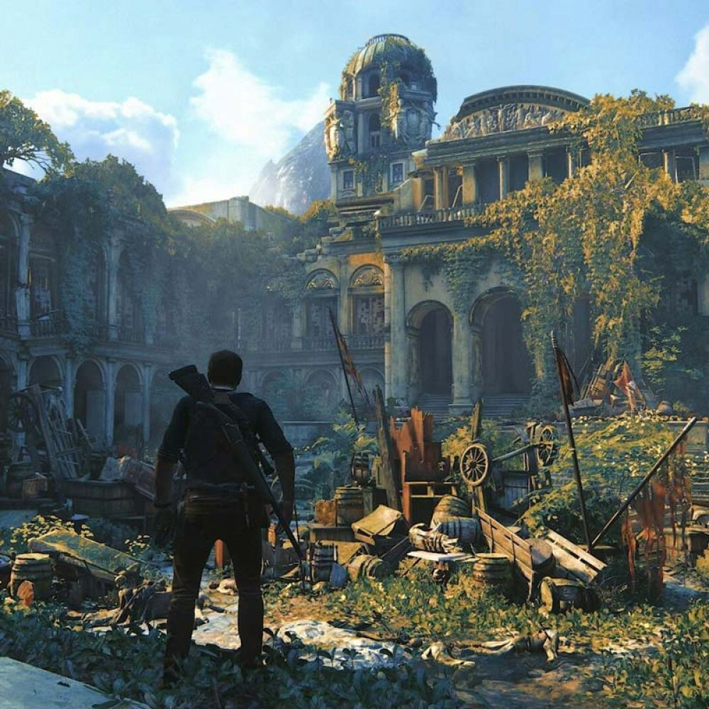 Juego Uncharted 4: A Thiefs End img 2