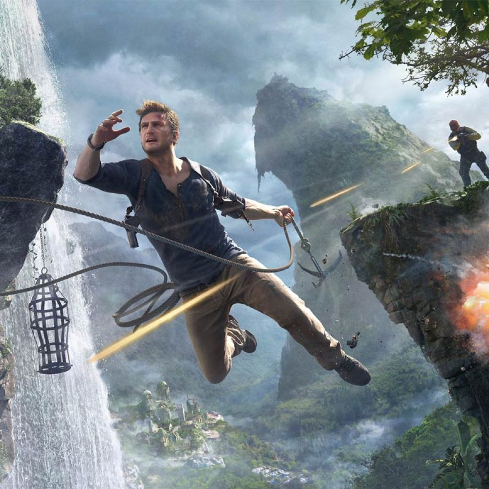 Juego Uncharted 4: A Thiefs End img 4