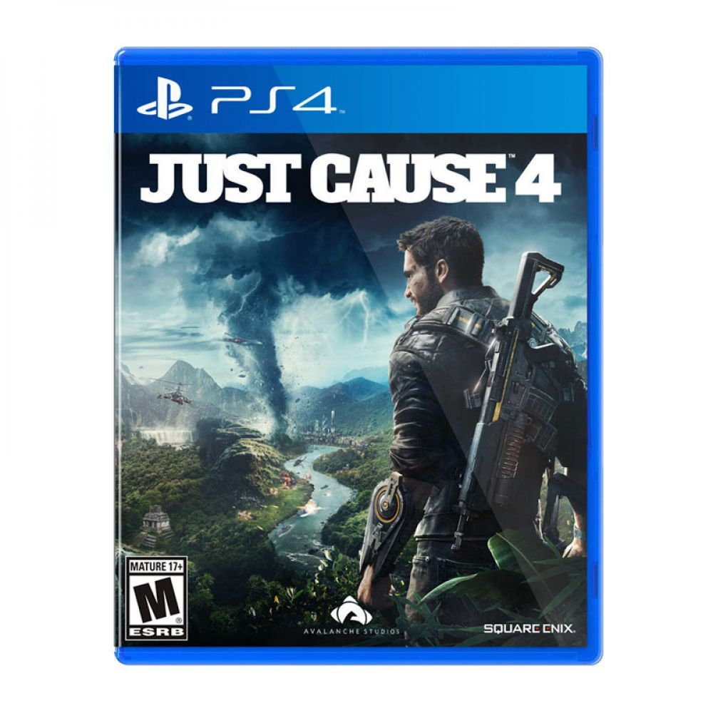 Juego Just Cause 4 img 1