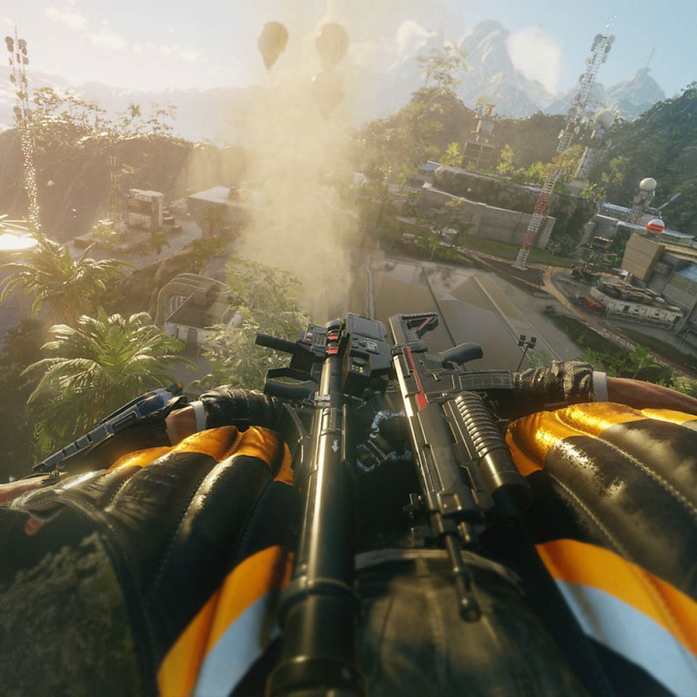Juego Just Cause 4 img 2