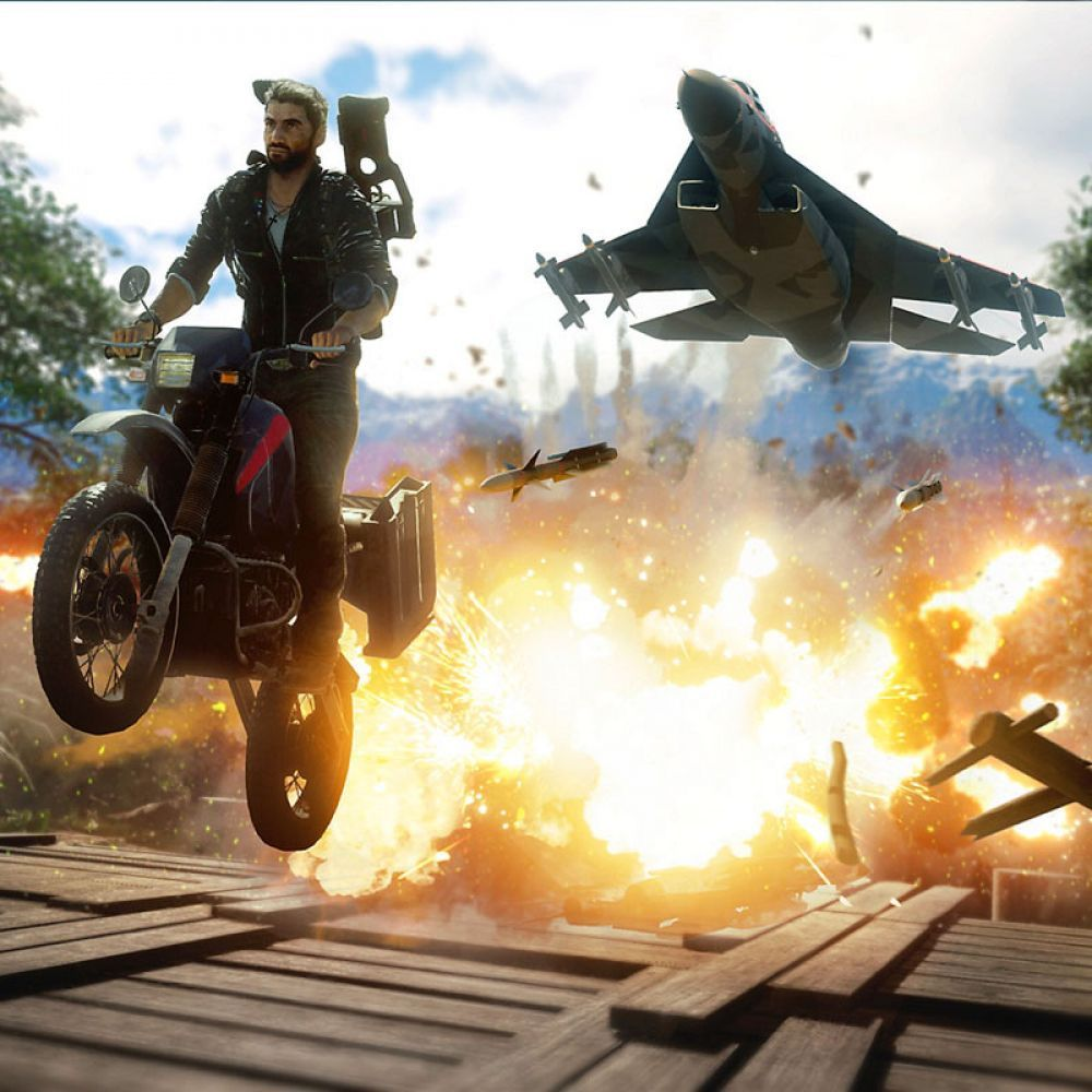 Juego Just Cause 4 img 7